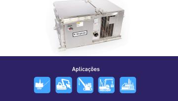 Sistema de ar-condicionado série M – Modelo MPV9/11