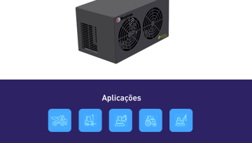 Dual Power II: o ar-condicionado ideal para cabines de veículos especiais